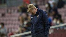 FC Barcelone : la presse catalane annonce le licenciement de Ronald Koeman !
