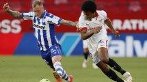 Séville : Julen Lopetegui explique pourquoi Jules Koundé n'a pas rejoint Chelsea