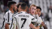 Dejan Kulusevski donne des pistes pour contrarier Cristiano Ronaldo