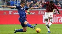 Serie A : la Juventus et l'Inter au coude à coude pour Marash Kumbulla
