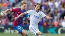 Barça : blessé, Frenkie de Jong a empiré les choses lors du Clasico