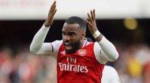 Vidéo : le très joli but d'Alexandre Lacazette en amical avec Arsenal