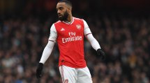 Arsenal et l'Atlético de Madrid pensent à un échange Lacazette-Lemar !