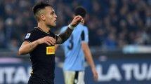 Serie A : Lautaro Martinez et l'Inter écrasent Crotone