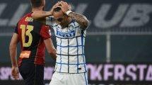 Inter Milan : le coup de blues de Lautaro Martinez