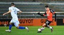 Lorient : le grand espoir Enzo Le Fée sait ce qu'il veut pour son avenir