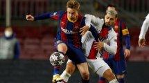 FC Barcelone-PSG : Leandro Paredes taille patron