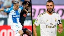Leganés - Real Madrid : les compositions sont tombées