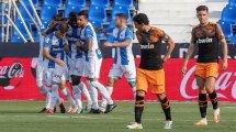 Liga : Valence trébuche à Leganés !