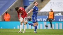 Premier League : Leicester arrache un point contre Manchester United