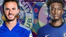 Leicester - Chelsea : les compositions officielles