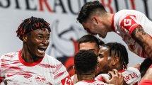 Bundesliga : Leipzig surclasse Bochum