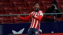 L'Atlético veut blinder Thomas Lemar