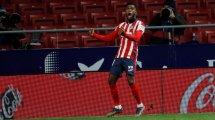 Atlético : Diego Simeone est ravi pour Thomas Lemar