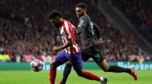 Atlético : Diego Simeone veut relancer Thomas Lemar