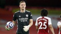 Arsenal : Bernd Leno vers l'Inter Milan ?