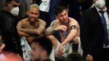 Leandro Paredes dévoile le contenu de la discussion avec Neymar et Lionel Messi