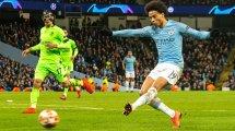 Manchester City reste ferme pour Leroy Sané