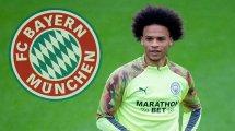 Bayern Munich : Franck Ribéry valide la piste Leroy Sané