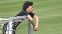 Bayern Munich : Leroy Sané veut voir rester David Alaba