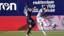 Liga : la Real Sociedad ramène un point de Levante