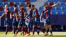 Liga : Cadiz et Levante dos à dos, Elche laisse filer la victoire contre Valladolid