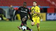 BL : le Bayer Leverkusen fait chuter Dortmund, Hoffenheim et Wolfsbourg retrouvent la victoire