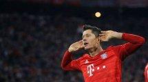 Le jour où le Real Madrid a failli arracher Robert Lewandowski au Bayern Munich