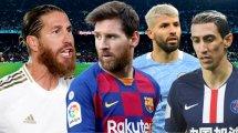 Journal du Mercato : ces joueurs libres qui vont enflammer l'année 2021