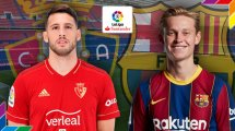 Osasuna-FC Barcelone : les compositions officielles