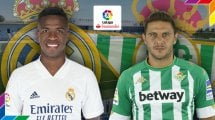 Real Madrid - Real Betis : les compositions sont là