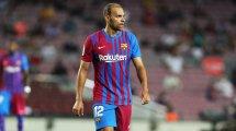 FC Barcelone : opération prévue pour Martin Braithwaite