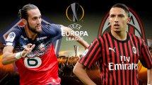 Lille-AC Milan : les compositions probables