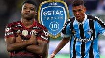 Le City Football Group pourrait offrir deux grands espoirs brésiliens à Troyes