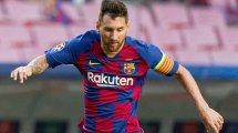 La barre du milliard de dollars de revenus franchie par Lionel Messi