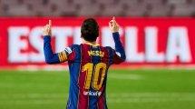 Barça : Messi, Ter Stegen et Coutinho laissés au repos par Koeman