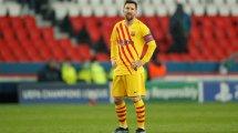Lionel Messi, joueur le plus performant des cinq grands championnats en 2021