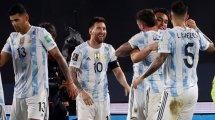 Argentine : Lionel Messi tacle l'arbitre