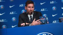 PSG : Lionel Messi encense Marco Verratti