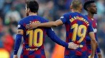 Martin Braithwaite n'est pas près de quitter le FC Barcelone !