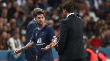PSG : Mauricio Pochettino explique pourquoi il a remplacé Lionel Messi