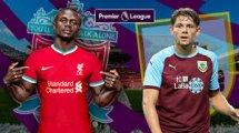 Liverpool - Burnley : les compositions officielles