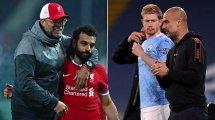Liverpool - Manchester City : les compositions sont là