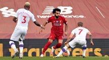 Premier League : Liverpool étrille Crystal Palace et se rapproche du titre
