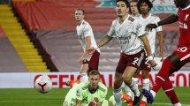 Liverpool - Arsenal : les notes du match