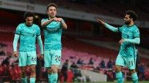 Premier League : Liverpool détruit Arsenal et se replace pour la C1