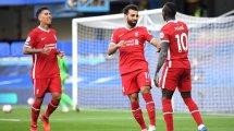 Liverpool et le gros casse-tête des prolongations de contrat