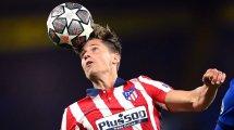 MU : la réponse de l'Atlético pour Marcos Llorente