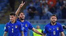 Euro 2020 : l'Italie balaye la Suisse et rejoint les huitièmes de finale