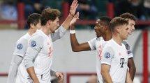 Ligue des Champions : le Bayern Munich fait le boulot à Moscou, l'Inter cale sur la pelouse du Shakhtar Donetsk